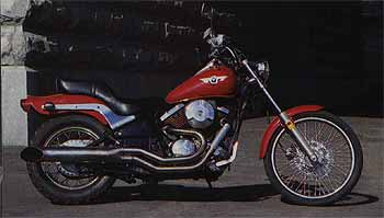 Kawasaki Vulkan 400 и Suzuki Desperado 400