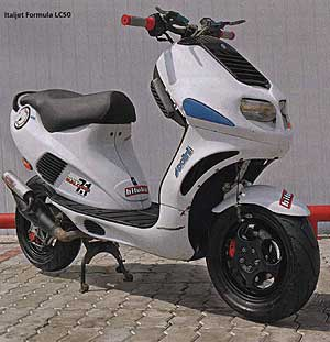Italjet Formula LC50
