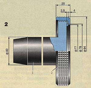 Изготовление самодельных компрессионных поршневых колец