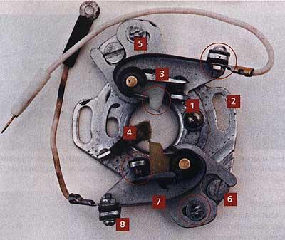 Записан. угол опережения зажигания регулируется на таких системах , на ватроне угол в ручную не регулируется.