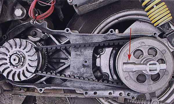 Скутеры ремонт своими руками