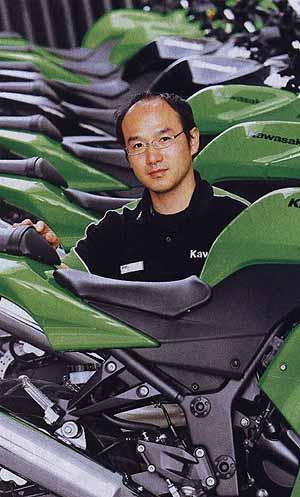 Маленький ниндзя. Мотоцикл KAWASAKI Ninja 250R, спортбайк