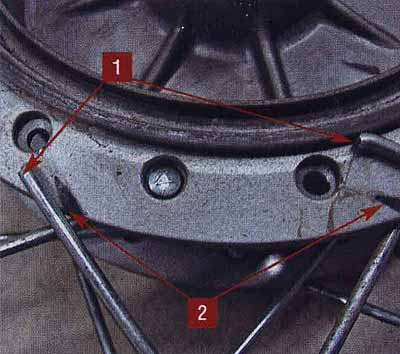 Классическое вязание. Маленький чоппер ВМ Classik 200.