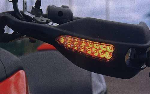 поворотники на мотоциклах