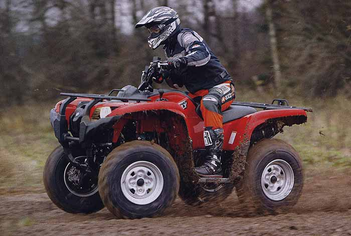 Yamaha grizzly 550 atv for 2009 yamaha grizzly 450 value