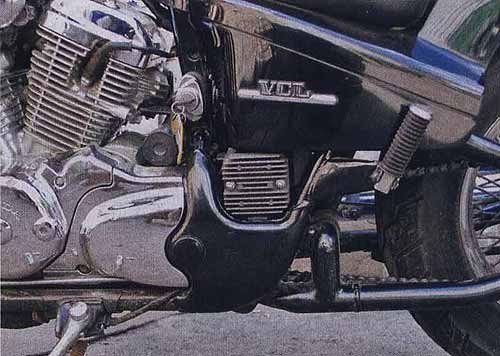 номер двигателя honda shadow
