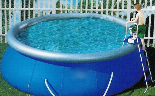 Inflatable swimming pool for purchase