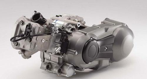 Двигатель для мощного скутера