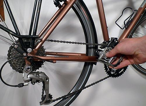 Мастерская велосипедов