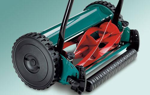 Газонокосилка ручная механическая своими руками