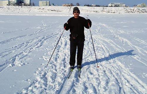 Беговые лыжи Atomic. Компания МОТО-ВЕЛО, г. Коломна, Московская ... 57b994ca53c