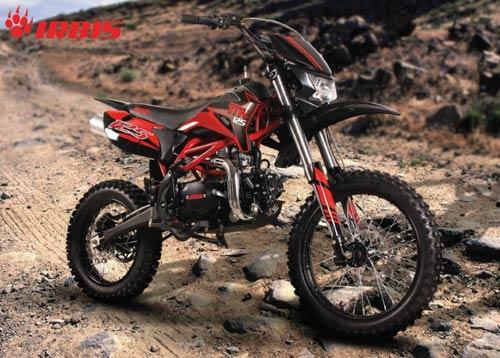 кроссовые мотоциклы ирбис 250 #5