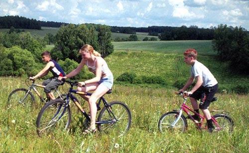 «Охота» на велосипеды по демократичным ценам