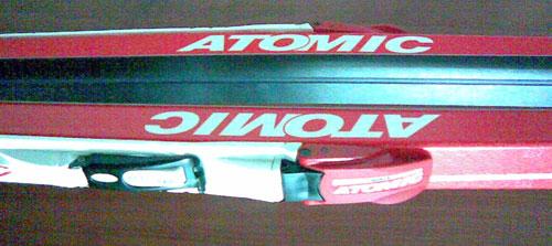 Беговые лыжи Атомик в Коломне. Компания МОТО-ВЕЛО, г. Коломна ... 7b95e80f65f