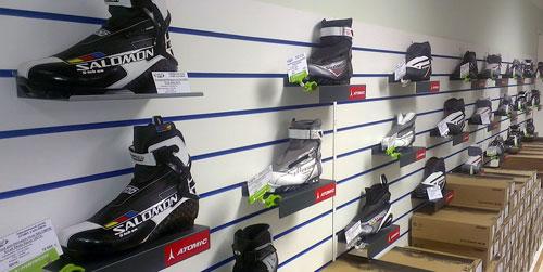 Продажа лыжных ботинок марки Саломон. Лыжные ботинки Саломон в Коломне. 5b2feb5ce9c