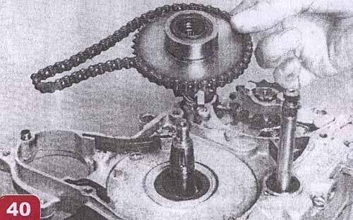 Ремонт мопедов альфа своими руками