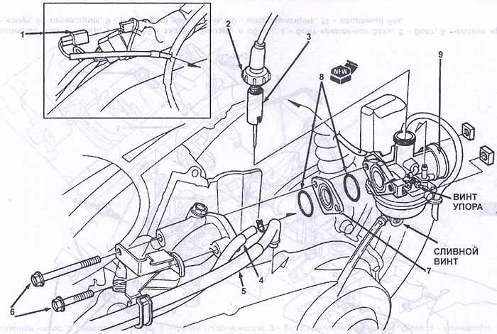 скачать на телефон руководство и обслуживание скутеров хонда такт