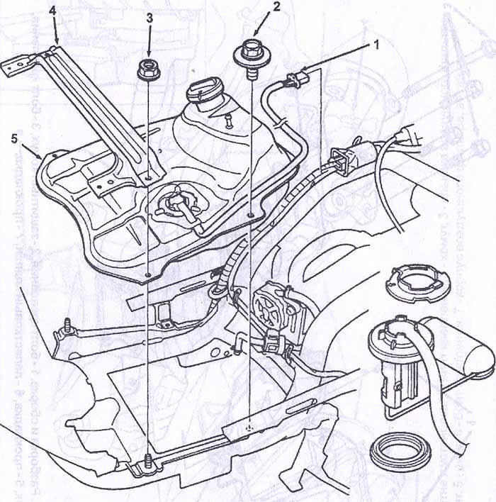 Хонда дио 34 схема топливной системы