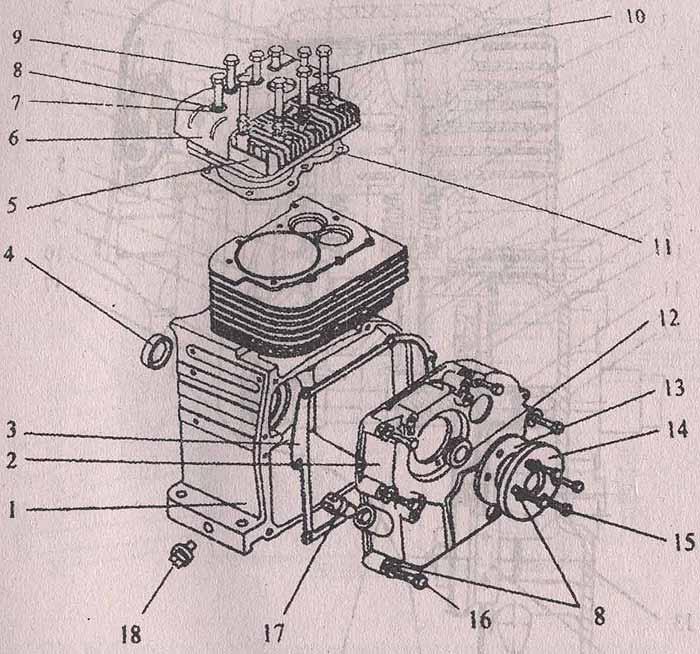 Мб 2 нева ремонт двигателя своими руками 265