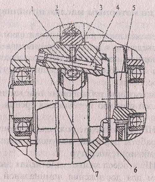 Двигатель. Особенности
