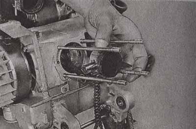 Ремонт скутера своими руками вайпер 4-х тактный