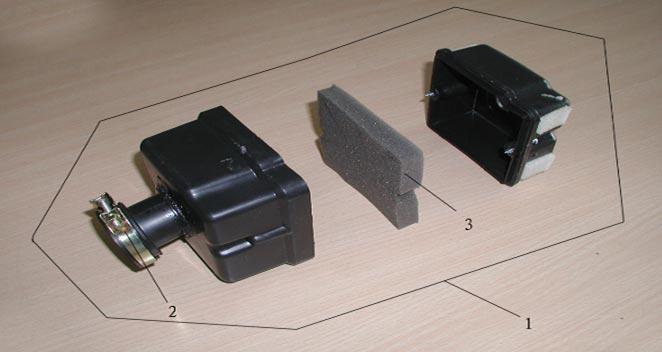 Как сделать самодельный воздушный фильтр на мопед альфа