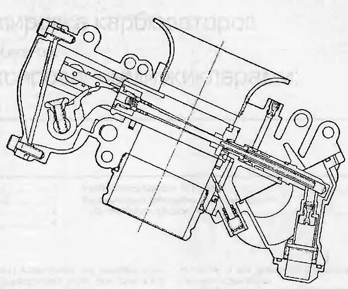 Модель Mikuni TDMR40