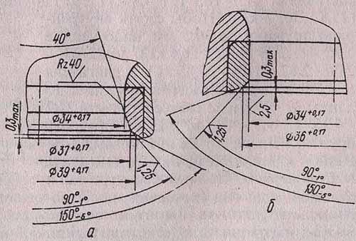 двигателя МТ10-32: а